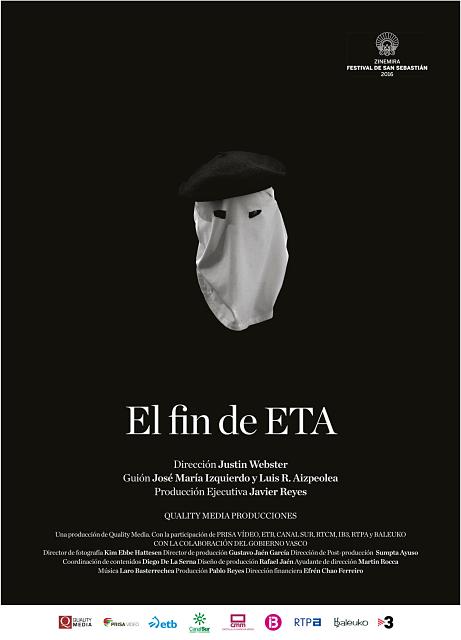 Cartel: El fin de ETA (2016)