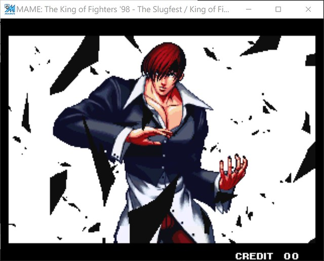 2017-08-17 21_26_09-MAME_ The King of Fighters '98 - The Slugfest _ King of Fighters '98 - dream mat