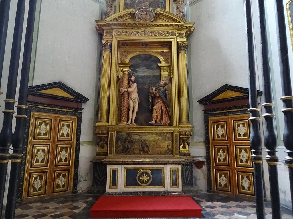 Segovia Capilla de San Pedro Catedral de Nuestra Señora de la Asunción y de San Frutos 01