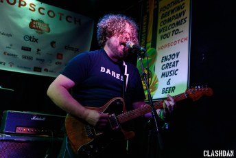 The Coke Dares @ Hopscotch Music Festival, Raleigh NC 2017