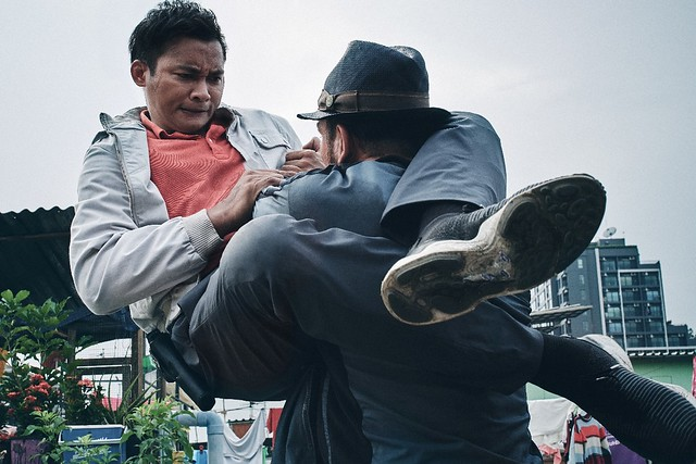 PARADOX Tony Jaa Chris Collins