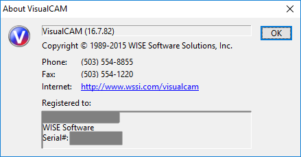 WISE Software Solutions VisualCAM 16.7.82 x86 x64 full