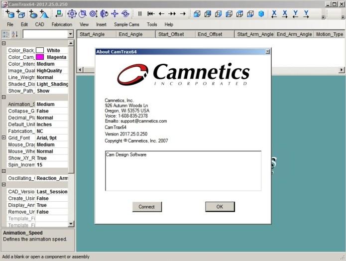 Phần mềm camtrax64 2017 full crack
