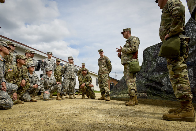 347th RSG units test unique capabilities during Combined Support Training Exercise