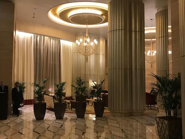 St Regis Abou Dhabi