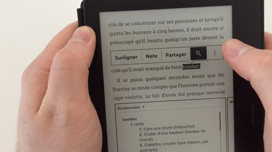 20170827 Test de la liseuse électronique Kindle OASIS Amazon 21