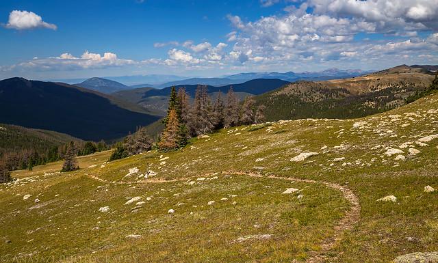 Little Cochetopa Pass Trail