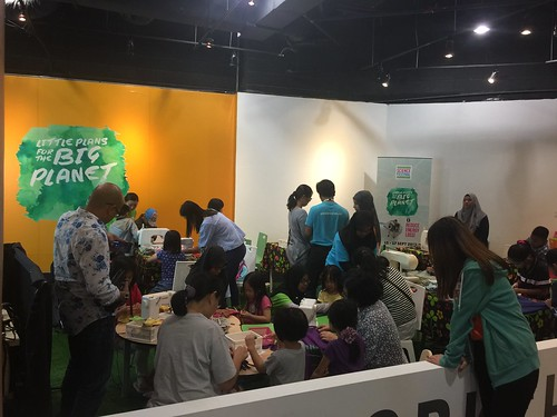 Petrosains exhibition - Sep 2017