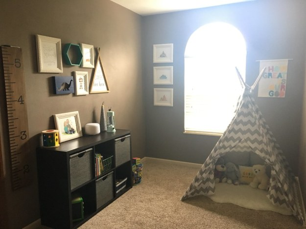 Our Fixer Upper :: Ollie's Playroom