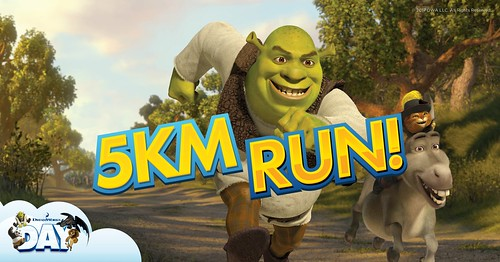 Dreamworks - 5km Fun Run