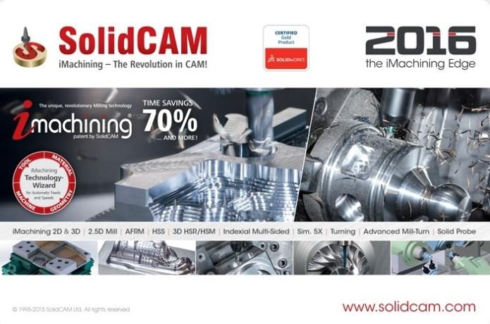 phần mềm solidcam 2016 SP2 HF3 full license