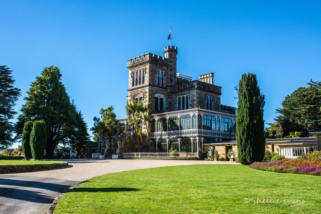 Larnach Castle- Otago Peninsula, Dunedin