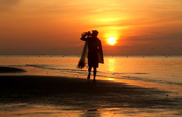 Sunrise - Sta. Monica Beach Club