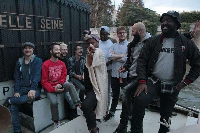 One More Joke x La Nouvelle Seine