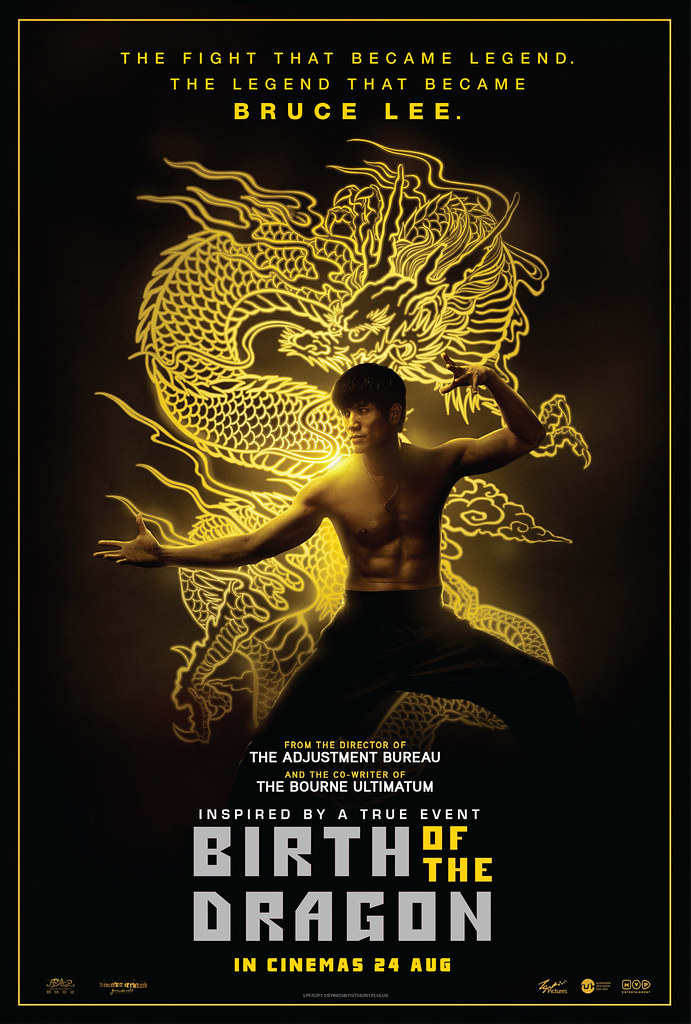 Peraduan Premiere With Budiey €� Filem BIRTH OF THE DRAGON