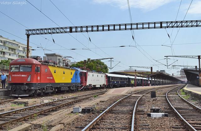 Orient Express - September 2017 - Bucharest