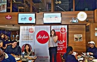 DaretoDream AirAsia 2017SEAgames