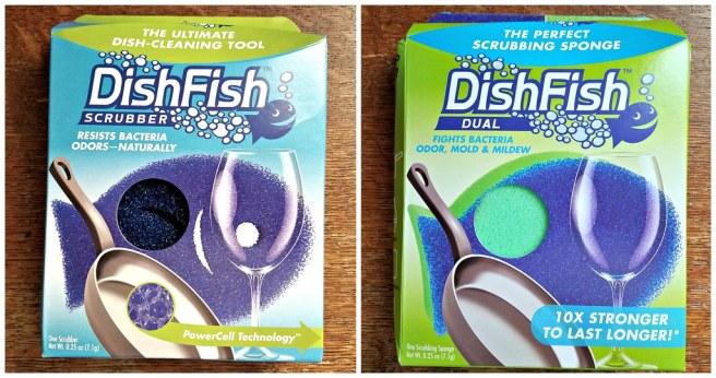 Throw Away That Nasty Sponge & Get DishFish