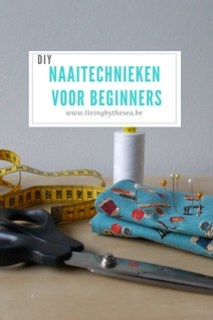 Naaitechnieken voor beginners