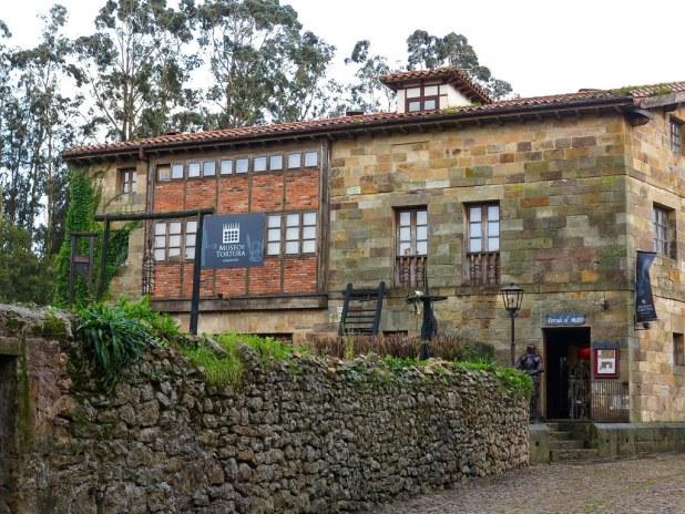 Museo de la tortura en Santillana del Mar