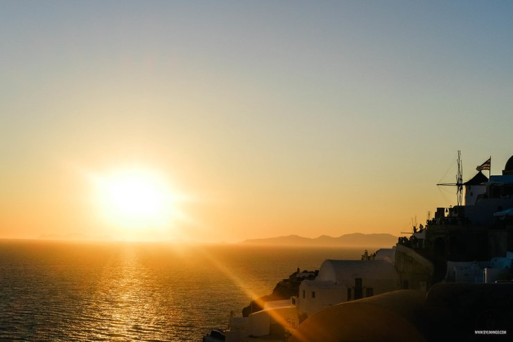 du lịch Santorini