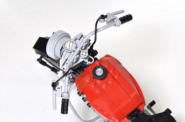 1957 Harley Davidson Sportster XL detail