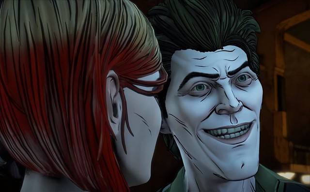 2 - Batman ve Joker İçinde Batman Düşman