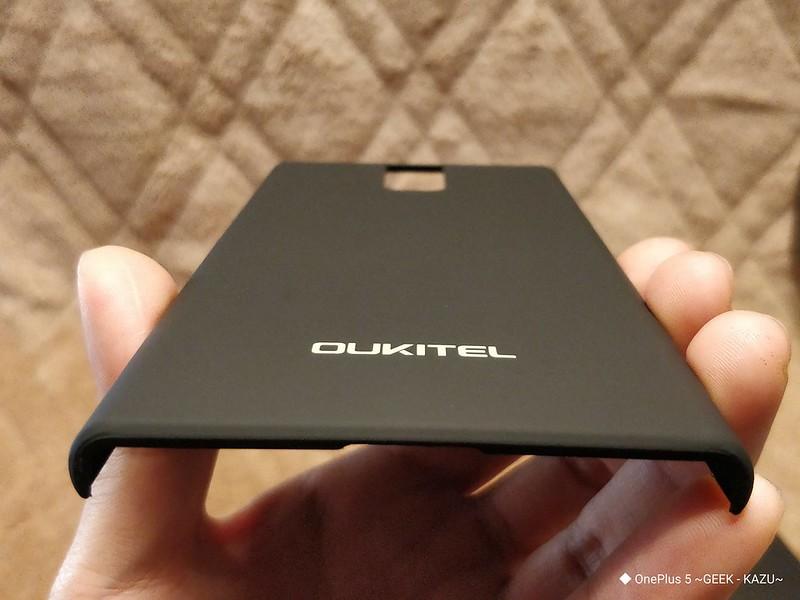 OUKITEL K3 スマートフォン レビュー (14)