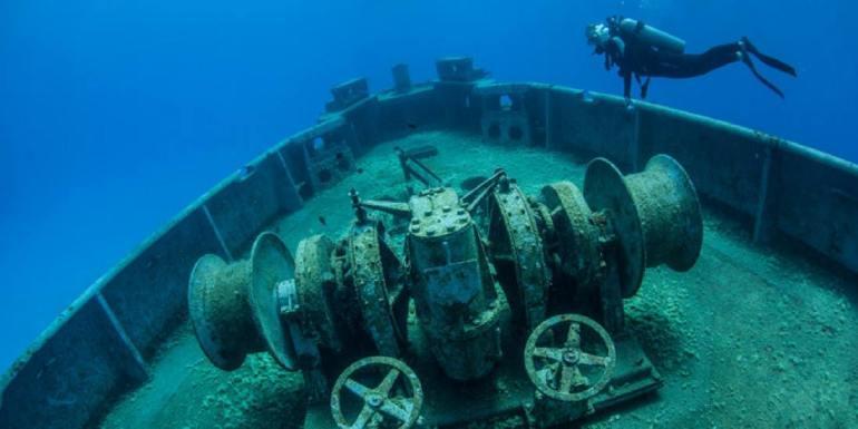 Scapa Flow diving
