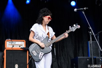 The Coathangers @ Project Pabst, Atlanta GA 2017