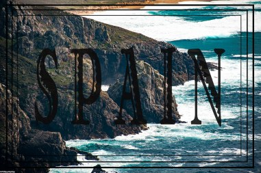 spain lust-4-life Camino de Santiago Finisterre