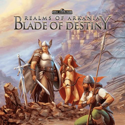 Realms of Arkadia Blade of Destiny