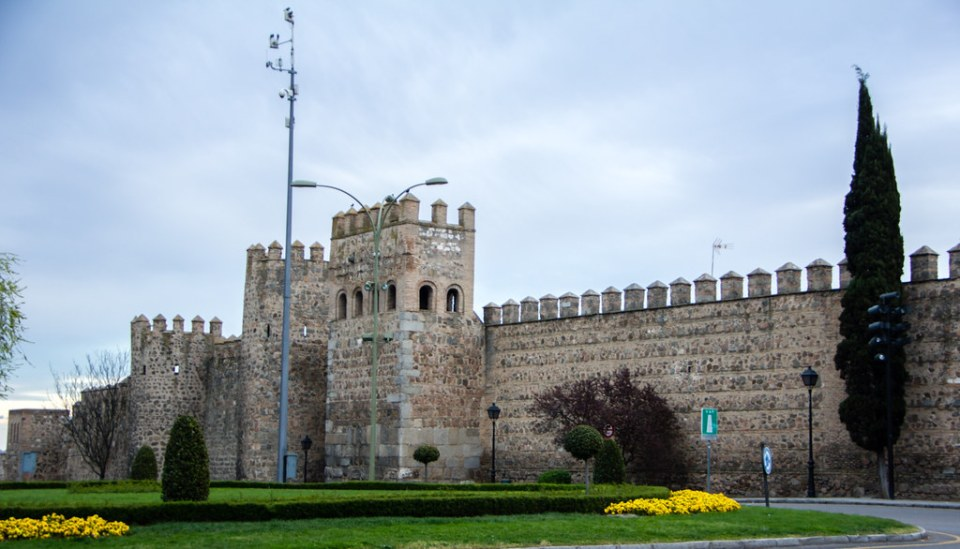 Muralla de Toledo 01