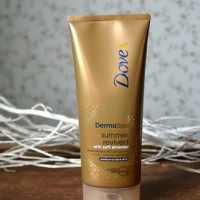 Beauty 'n Fashion: Dove - Derma Spa Summer Revived Shimmer Body Lotion