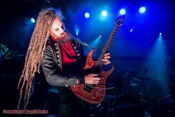 Swedish metal band Avatar at The Commodore Ballroom in Vancouver, BC on November 2nd 2017