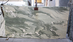 Cipollino Ondulato 2cm marble slabs for countertops