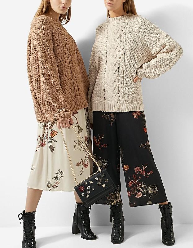 sweaters oversize