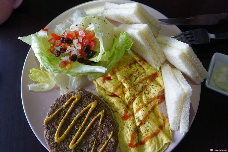[八德美食]已更名墨爾漢堡~桃園新開早午餐.用餐環境乾淨舒服.食材新鮮選擇多樣化 @VIVIYU小世界