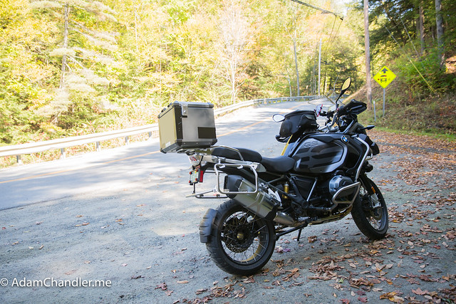 BMW R1200 GS Adventure Triple Black