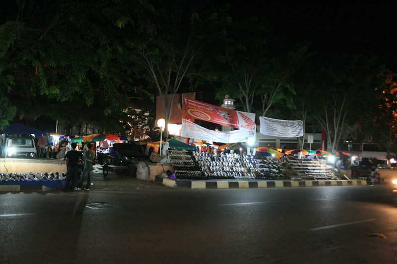 Pedestrian at Banda Aceh