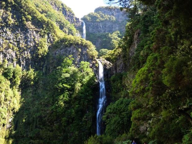 Cascada do Risco Madeira