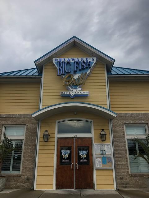 Big Fish Grill Wilmington Menu