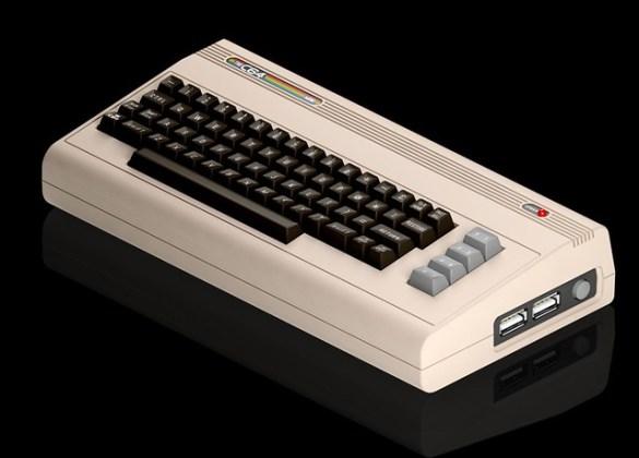 C64 Mini Keyboard