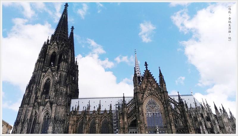 [德國 科隆一日遊 。科隆大教堂 登頂] @ 悠比~[食。玩] :: 痞客邦