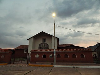 Templo de Langui (Prelatura de Sicuani)