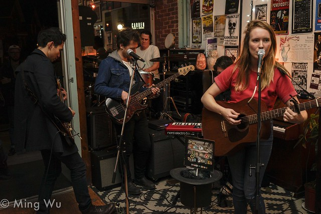 Skye Wallace @ The Record Centre