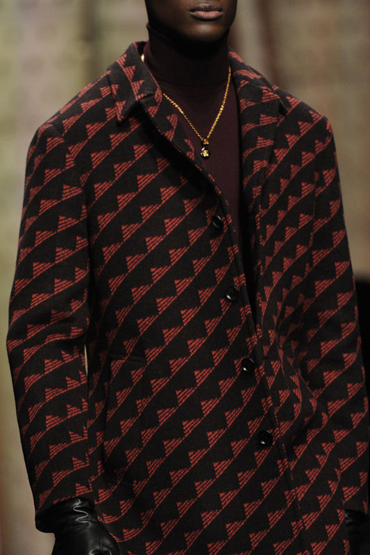 VERSACE MENSWEAR FALL/WINTER 2017 - Details