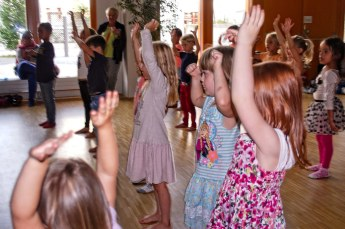 Familiensommer 2017 - Kiddy Dance