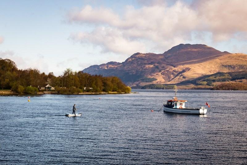 Luss - Loch Lomond - Ecosse