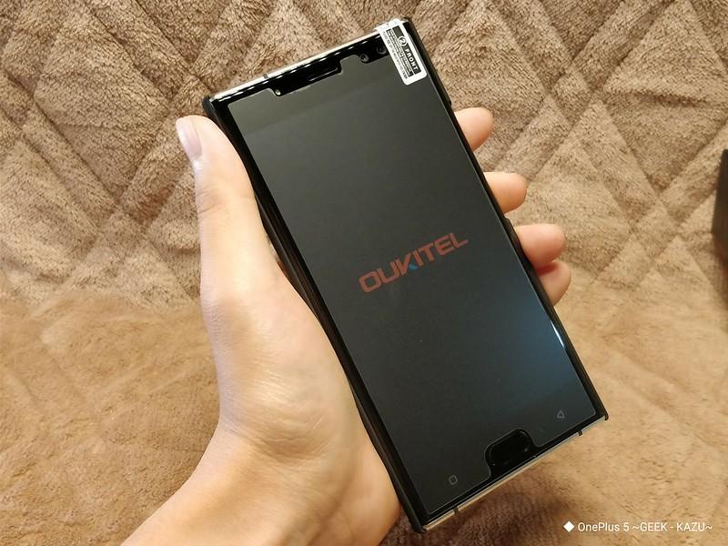 OUKITEL K3 スマートフォン レビュー (11)